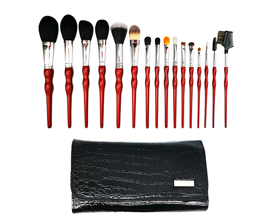 16pcs Makeup Brush Kits