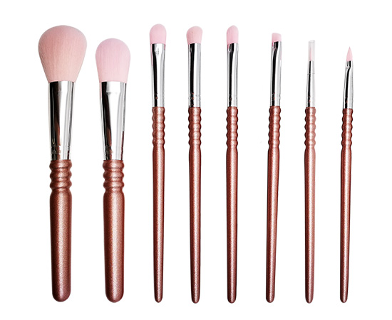 8pcs Cosmetic Brush Set